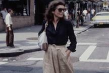 Jackie O / American royalty.  Fashion Icon.