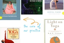 bookworm: yoga / reading, like asana, is fundamental. / by namastilo