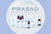 Prasad Medical Skin Care / Given Dr. Amiya Prasad's interest in eyelid and facial beauty, his practice has expanded to include a medical grade skincare line. The Prasad Medical Grade Skin Care line offers products for the exfoliation and minimization of fine lines and wrinkles, hand rejuvenation, collagen hydration, lip treatments, as well as anti-aging products and facials.