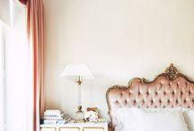 Bedrooms / Bedroom Design   Bedroom Decor   Interior Design   Interiors   Bed   Beautiful Bedrooms   Interior Decor   Home Decor