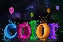 Color!!!!! / by Valerie Bair