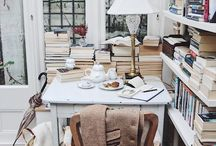 At the office / Offices   Study   Workspace   Studio   Office Design   Office Decor   Interior Design   Interiors   Desk   Beautiful Office   Stylish Office   Interior Decor   Home Decor   Home Office