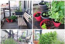 Ideetjes voor ons balkon