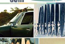 Jacksons Room- Vintage surf/beachy