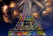 Eiffel Tower / by Shauna Bunker
