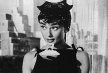 Audrey   / The penultimate icon.