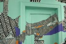 Prints / An explosion of perfect/mismatched prints
