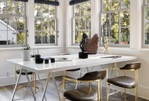 Kitchen Dining Areas / by ZWL .