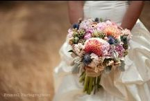 Photography- Florals & Details / Here are some of our favorite wedding florals and details posted on our blog- www.thefrenzelsblog.com #frenzelstudios