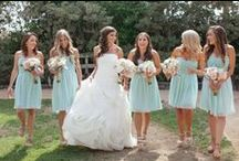 Photography - Bridal Parties / A few of our favorite bridal party shots from over the years - www.thefrenzelsblog.com