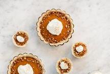 VEGAN THANKSGIVING / Thanksgiving sans turkey! Some vegetarian recipes might need subs to be vegan.