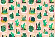 DESIGN: NATURE / Design inspired by animals + botanicals.
