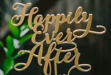 "Ethereal Texas Garden Wedding / Featured on ""Hey Wedding Lady"""