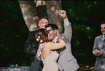 Mercury Hall Wedding / http://premierepartycentral.wordpress.com/2014/07/22/modern-austin-real-wedding/