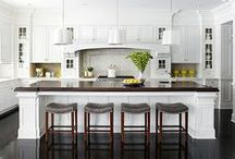 Dream Kitchens / Decorating and design ideas for the kitchen you've always wanted / by AOL Real Estate