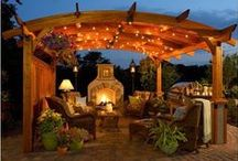 Outdoor Living / Discover beautiful patio designs and outdoor spaces  / by AOL Real Estate