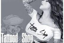 Tattoo'd Shop! / See more at www.tattoodlifestylemagazine.com