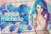 Tattoo'd Lifestyle Loves Airica Michelle