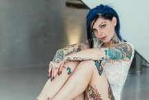Riae Suicide / See more at www.tattoodlifestylemagazine.com