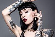 Hannah Snowdon / See more at www.tattoodlifestylemagazine.com
