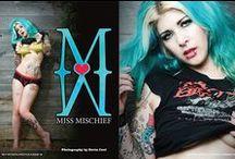 Tattoo'd Lifestyle Loves Miss Mischief