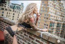 Sarah Giampapa / See more at www.tattoodlifestylemagazine.com!!