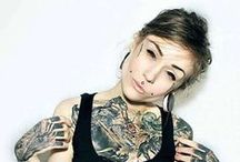 Monami Frost / See more at www.tattoodlifestylemagazine.com!!