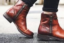 Boots and Booties / Whether short or tall, boots are a fashion staple.