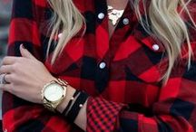 Flannels / Find a new way to style the fall and winter staple.
