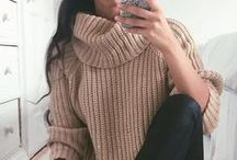 Sweaters + Cardigans / Stay cozy in a warm knit.