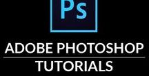 Adobe Photoshop Tutorials / A collection of Adobe Photoshop Tutorials