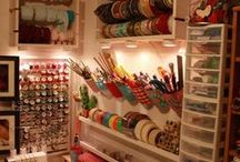 Craft room inspiration / by Tania Ahmed