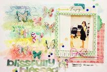 Scrapbook LOs / by Tania Ahmed