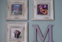 Gallery walls / by Jill B