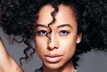 Natural Hair | Corinne Bailey Rae / by OfficiallyNatural Hair & Beauty