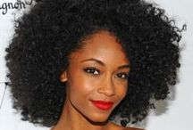 Natural Hairstyles | Twist Outs / Braid Outs / Twist outs and braid outs are staple hairstyle worn by naturalistas. This hairstyle can be created on wet, damp, air dried or blow dried hair by women with any hair texture including natural, transitioning or relaxed. / by OfficiallyNatural Hair & Beauty