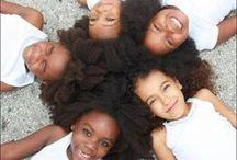 Natural Hair | Children / by OfficiallyNatural Hair & Beauty