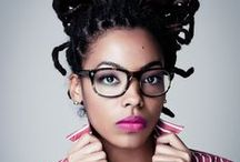 Natural Hairstyles | Locs. Nothing dread about it! / A collection of natural hairstyles, focusing of people who wear their hair in locs. We don't call them dreadlocks because there is nothing dread about it. Check out the hairstyles you can have if you wear your hair in locs.  / by OfficiallyNatural Hair & Beauty