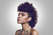 Natural Hairstyles | Frohawk / by OfficiallyNatural Hair & Beauty