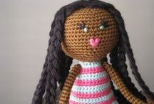 Natural Hair | Dolls / by OfficiallyNatural Hair & Beauty