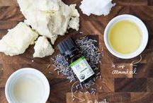 Natural Skin Care / Natural beauty products you can make yourself. DIY recipes for homemade natural beauty products. / by OfficiallyNatural Hair & Beauty