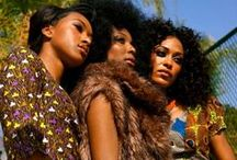 Natural Hair Types | Variety / by OfficiallyNatural Hair & Beauty