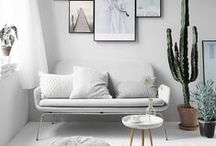 INTERIOR & DIY ♥ / Feel free to follow this board for pictures from my home and inspirational pictures. I will share DIY projects and need-to-know tips for the nordic Scandinavian style.