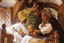 Fairytales  #2 / fairytales, mother goose & fairies / by Debby Moore