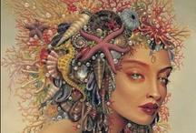 Mermaids #2 / by Debby Moore