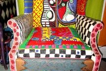 Awesome Furniture / by Denise Phillips