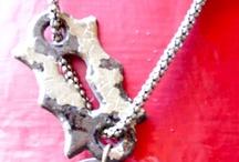 Rust Austin handmade jewelry