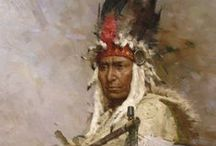 Native & Indian Art #2 / Indian and native art images I like. / by Debby Moore