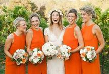 Bridesmaids & Groomsmen / It's exciting to be named as part of someone's bridal party...but what does it mean for you? Here is a bit of our inspiration into being a great friend, sibling or relative on such a special day!