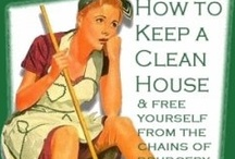 ❤ ✿ Cleaning & Who Knew? ✿❤ / by Linda And Rudy